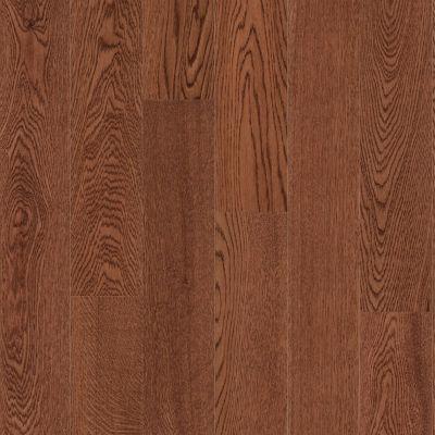 Hotová ručně hoblovaná podlaha z tvrdého dřeva